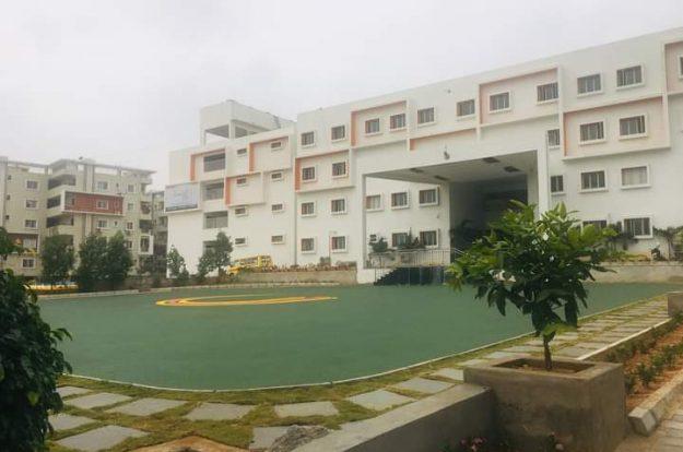 vasanthnagar-building